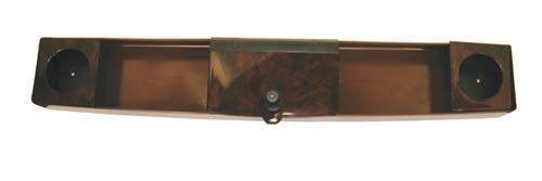BEVERAGE TRAY, UNIVERSAL; REGAL BURL