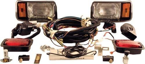 LIGHT KIT DELUXE CHROME CC 48V
