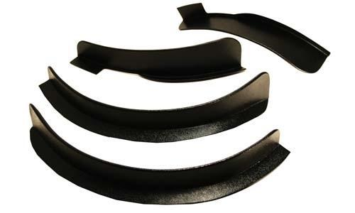 FENDER FLARE SET CC PRECEDENT, BLACK, 2004 & UP