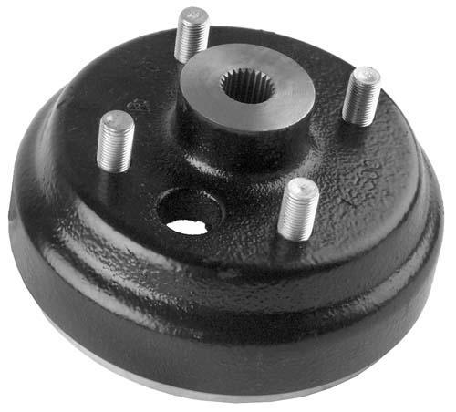 Brake Hub Drum Assembly (Fits Select E-Z-GO & Columbia Models)