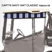 CHAM VAL CC DS 2000.5 & UP 4902 CAPTN NAVY/NATURAL CLA