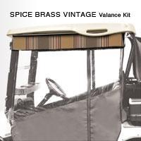 CHAM VAL CC DS 2000.5 & UP 4967 SPICE/BRASS VINTAGE