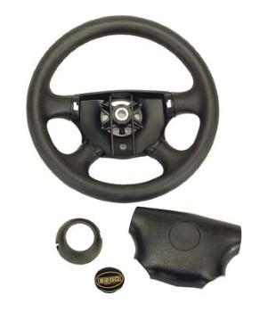 Steering Wheel/Hub Kit, ST-350 E-Z-GO