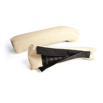 ARM REST CUSHION SET, FRONT, EZ STONE BEIGE