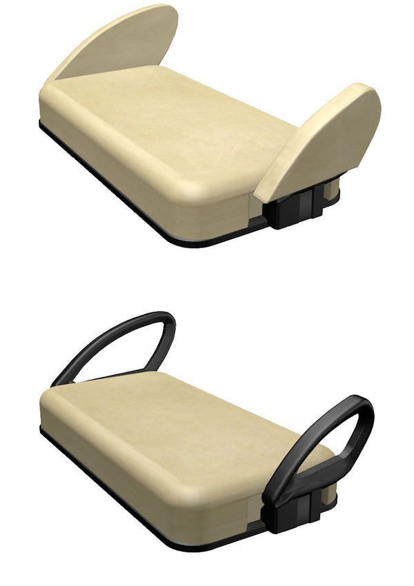 Cart Buddy Padded Sleeve Beige Club Car Precedent 2004-2011