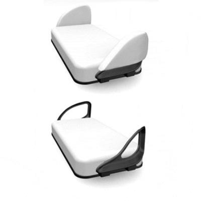 Cart Buddy Padded Sleeve White Yamaha G2-G22