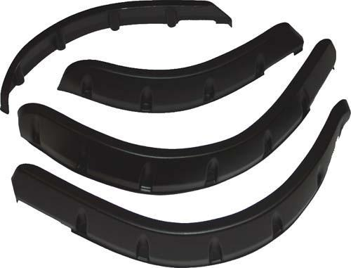 Club Car DS Fender Flare Set (Years 1994-Up)