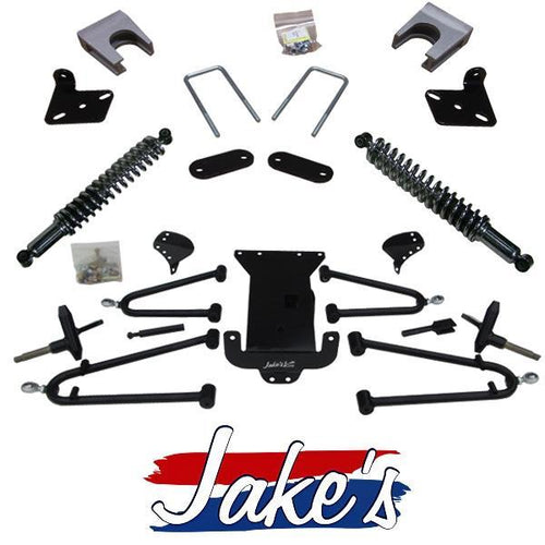 Jake's E-Z-GO RXV Electric Long Travel Kit (Fits 2014-Up)
