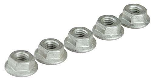 CANOPY HANDLE METRIC NUT (5)