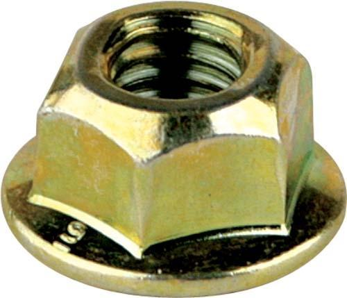 MUFFLER BRACKET LOCKING NUT, YA G22, 23, 27, 29
