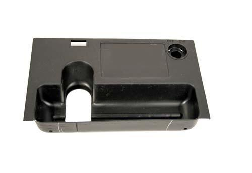 CENTER DASH COMPONENT BLK, CC DS 92-UP