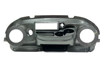 Club Car Precedent Carbon-Fiber-Weave Elite Dash (Years 2004-2008)