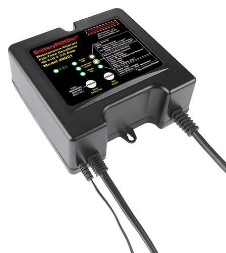 Universal Battery Minder All 48-Volt Systems