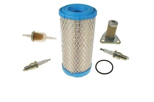E-Z-GO ST350 4-Cycle Deluxe Tune Up Kit w/ Oil Filter (Fits 1995-Up)