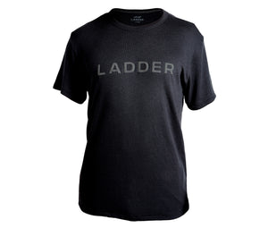 Ladder Black T-Shirt