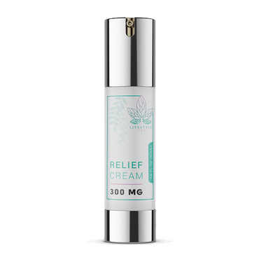 Lifestyle CBD Relief Cream