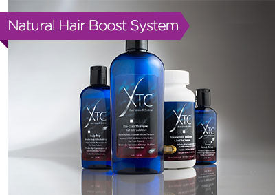 XTC Natural Hair Boost System