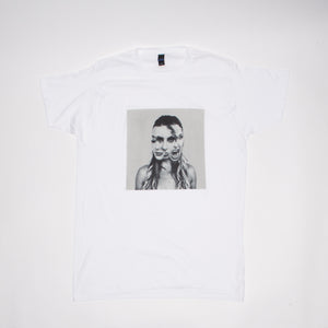 TRIPLE THREAT TEE (WHITE)