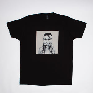 TRIPLE THREAT TEE (BLACK)