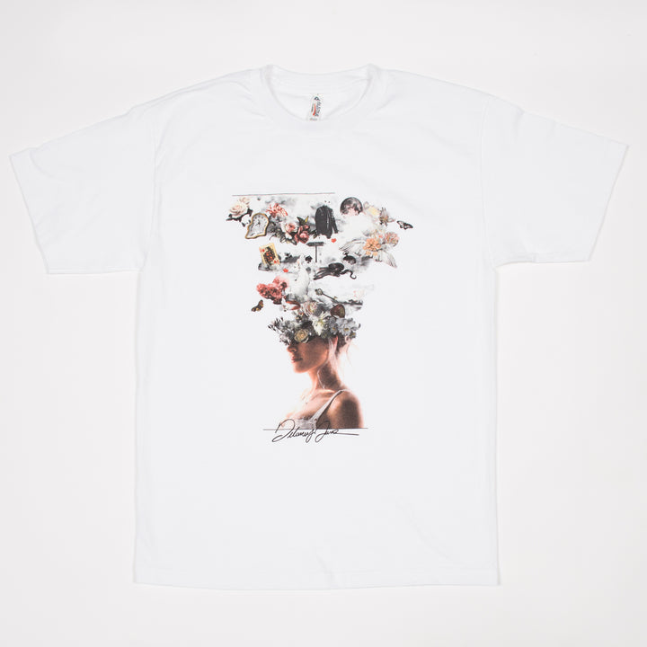 BAD HABITS TEE (WHITE)