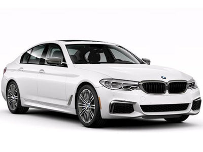 BMW 5 Series Rental