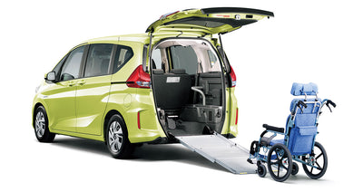 Honda Freed Hybrid Welcab