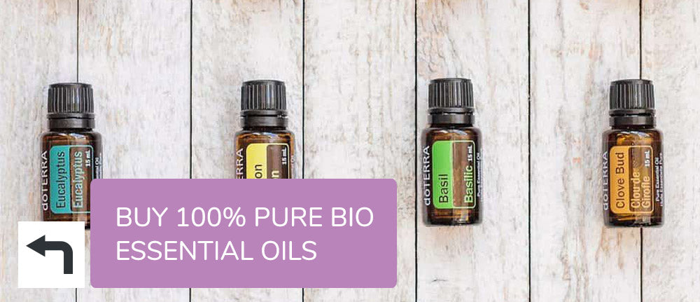 buy 100% pure bio essential oils