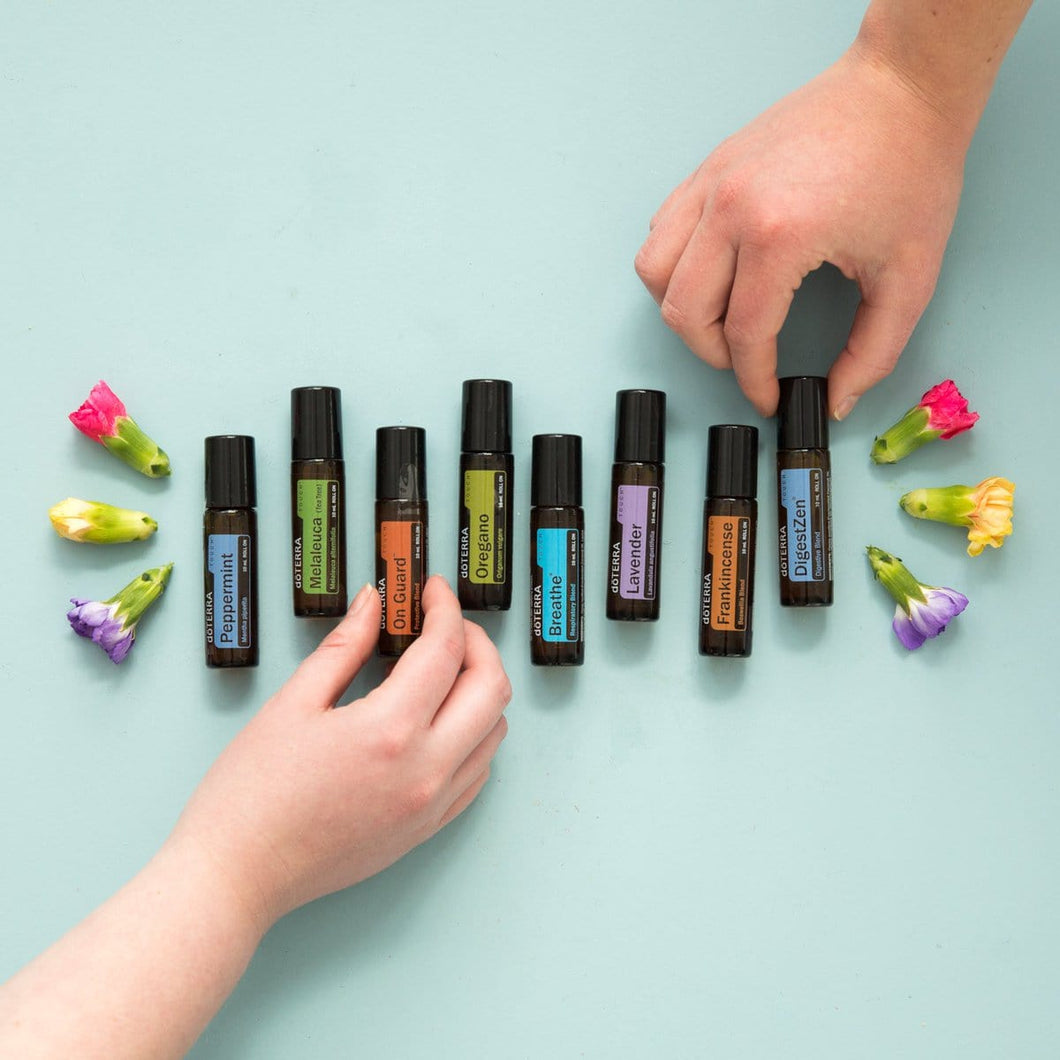 kit doterra touch