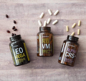 Lifelong vitality doterra