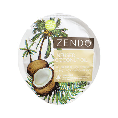 Zendo Coconut Oil Pouch