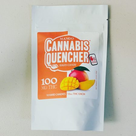 Cannabis Quencher Hard Candy