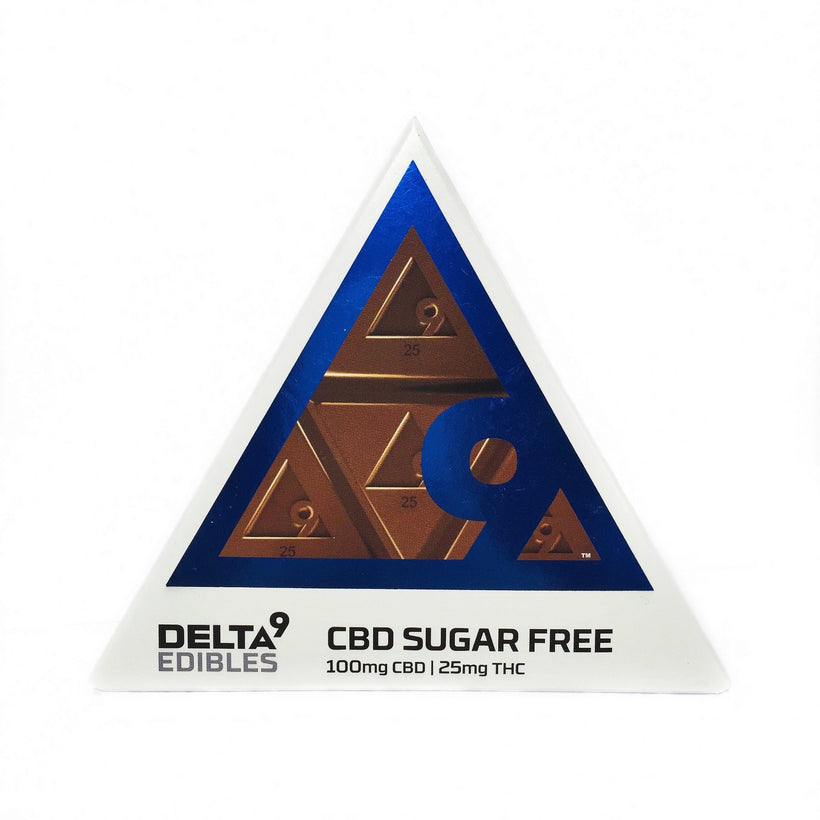 Delta 9 CBD Chocolate