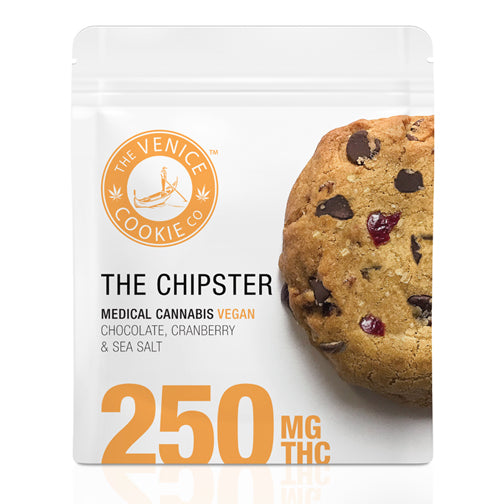 The Chipster Chocolate Chip Cookie