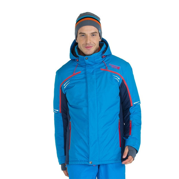 RUNNING RIVER Brand High Quality Men Ski Jacket 3 Colors 6 Sizes Winter Warm Outdoor Jackets For Man Sports Clothing #A6005