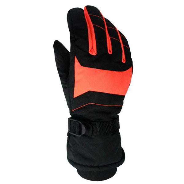 Men and Women Snowboard Gloves Breathable Ski Gloves Outdoor Sports Winter Warm Windproof Snow Motorcycle Gloves 3 Size