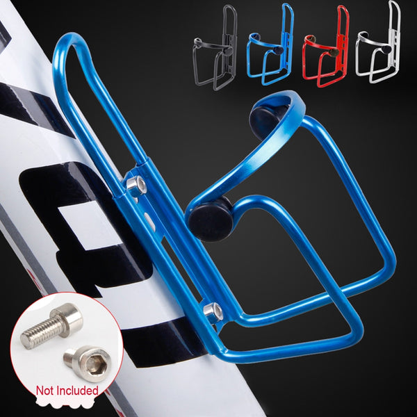 New Aluminum Alloy Bike Bicycle Cycling Drink Water Bottle Rack Holder for mountain folding bike Cage Strongly-gripped hinge