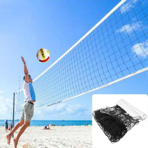 Universal Style 9.5x1m Volleyball Net Polyethylene Material Beach Volleyball Net