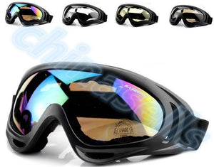 1pcs Winter Windproof Skiing Glasses Goggles Outdoor Sports cs Glasses Ski Goggles UV400 Dustproof Moto Cycling Sunglasses