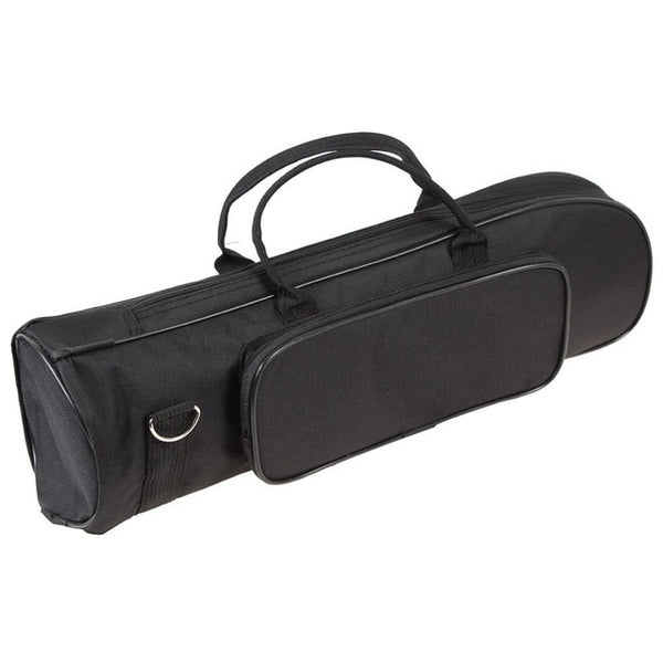 SLADE Professional Trumpet Bag Nylon Soft Cotton Bag Case Durable Double Zippers Design (3 Colors Optional) fashionable simple