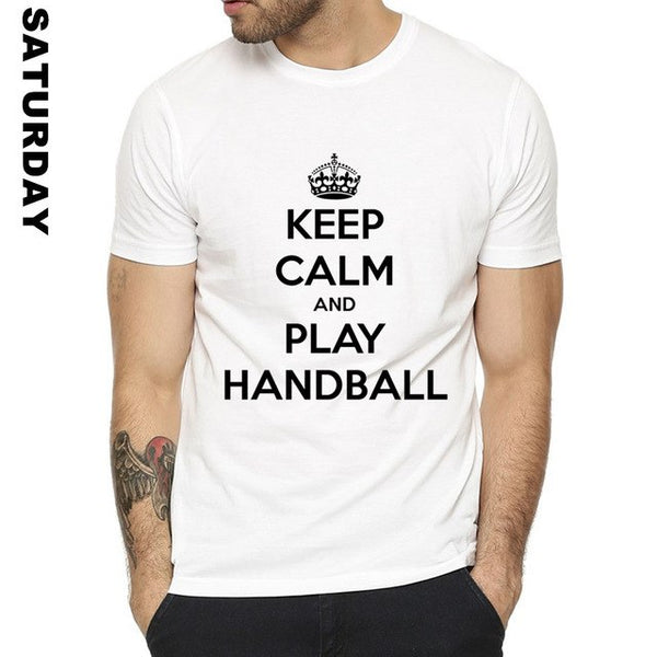 Keep Calm And Play Handball T-Shirt