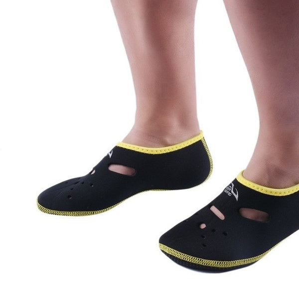 Neoprene Short Beach In Fins Flippers Non-slip Antiskid Scuba Dive Boots Wetsuit Snorkeling Shoes H5