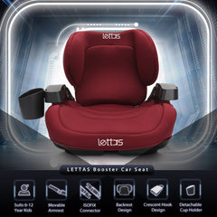 LETTAS Booster Carseat
