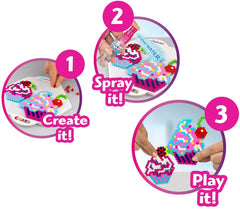 Craze Splash Beadys Refill Box Girls with Beads and Accessories