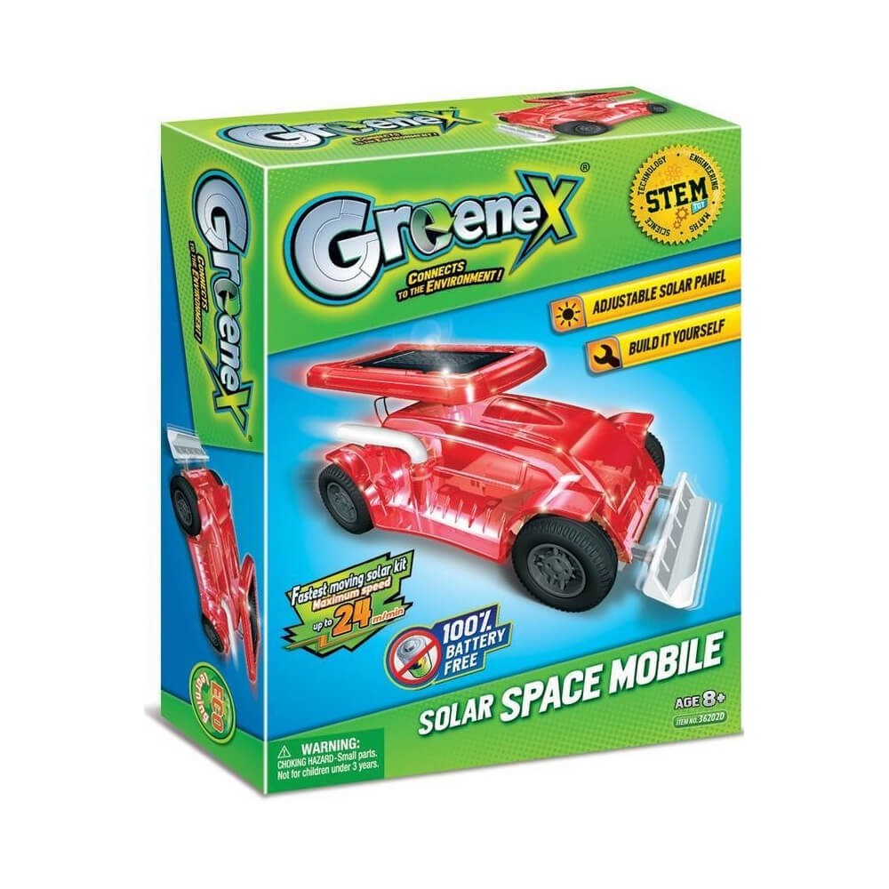 Greenex Solar Space Mobile