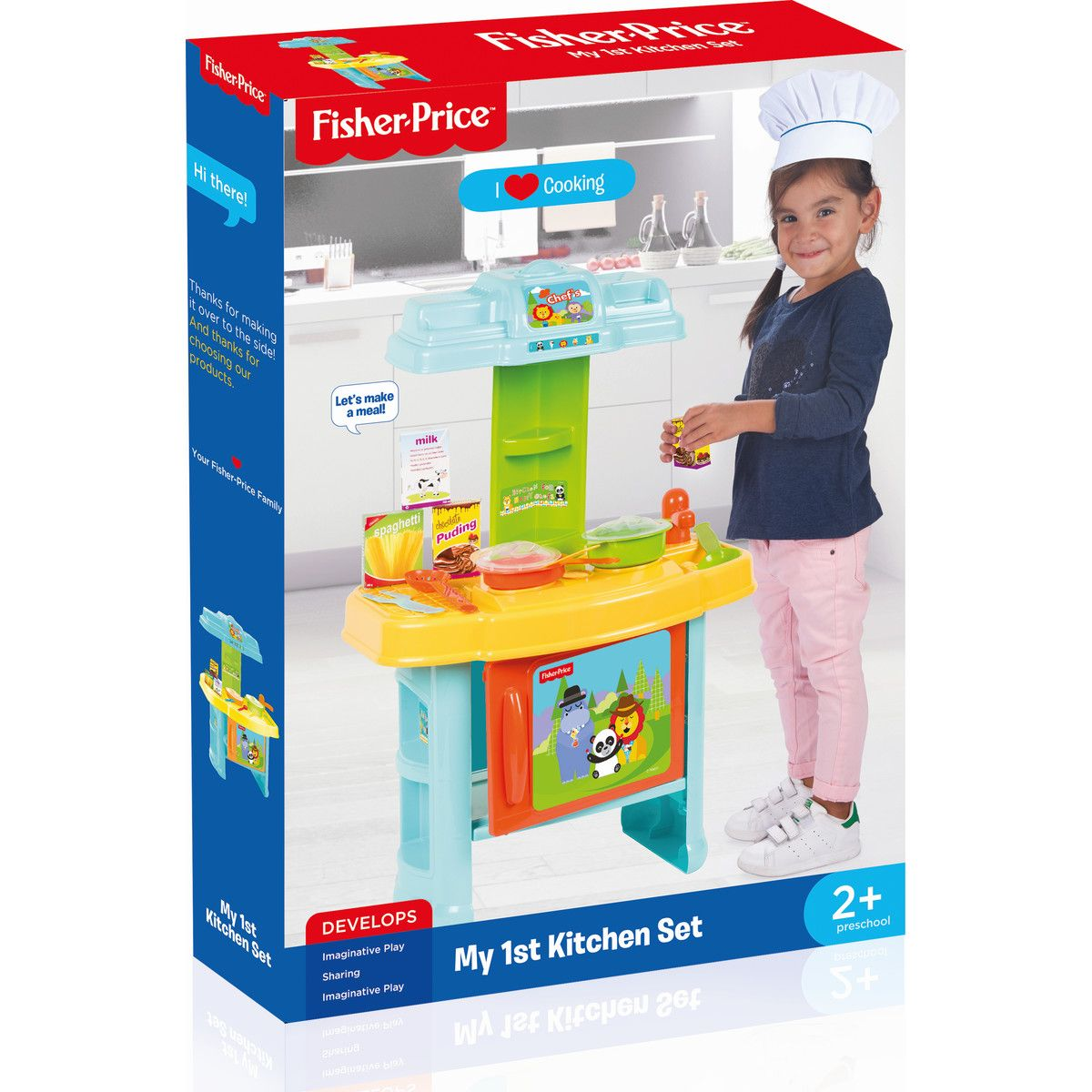 Fisher Price My 1st Kitchen Set Baby Kid Online Store Baby Gallery Baby Furniture Baby Accessories Toys Games Gadgets And More