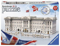 Ravensburger British Royal Residence Buckingham Palace 3D Puzzle