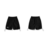 Black Tactical Short (Reflective Patch)