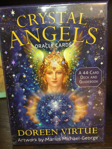Crystal Angel Oracle Cards