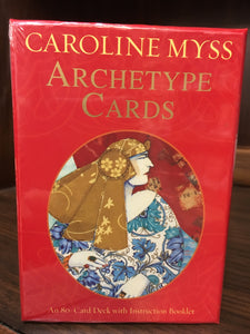 Archetype Cards: 80 Card Deck with Guidebook