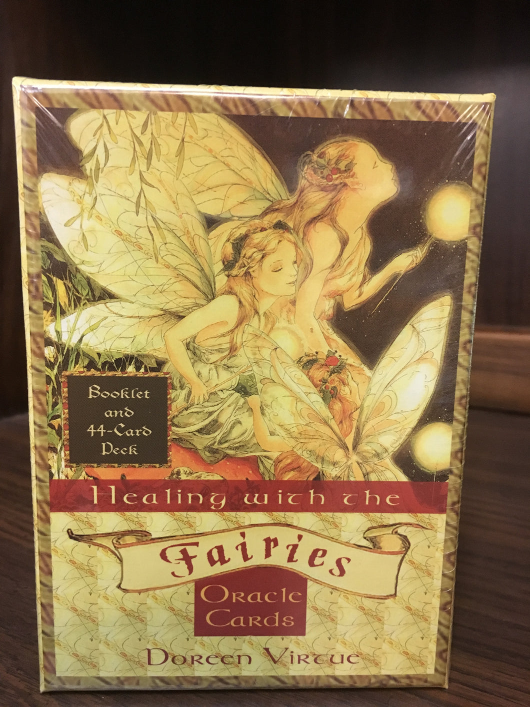 Healing with the Fairies Oracle Deck